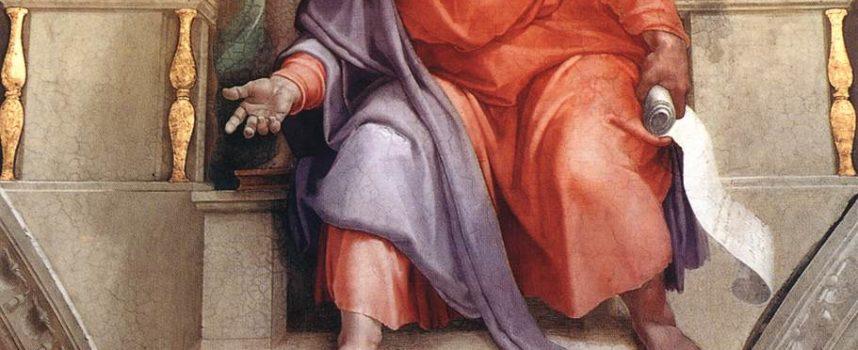 Il Santo del giorno, 23 Luglio: Il Profeta Ezechiele – S. Brigida