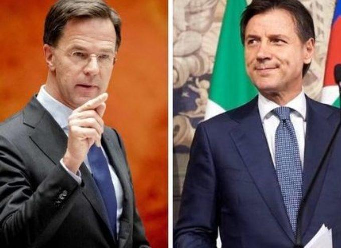 Per l'Italia c'è una grande fregatura (voluta dall'Olanda) nel Recovery Fund