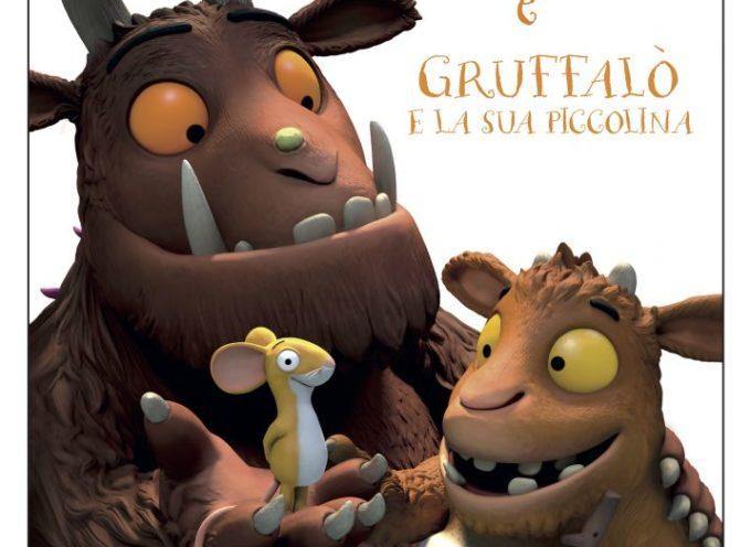 """Cinema all'aperto per tutta la famiglia. Alla Versiliana in programma """"Gruffalò"""" e """"Gruffalò e la sua piccolina."""" Sabato 18 luglio, ore 21.30."""