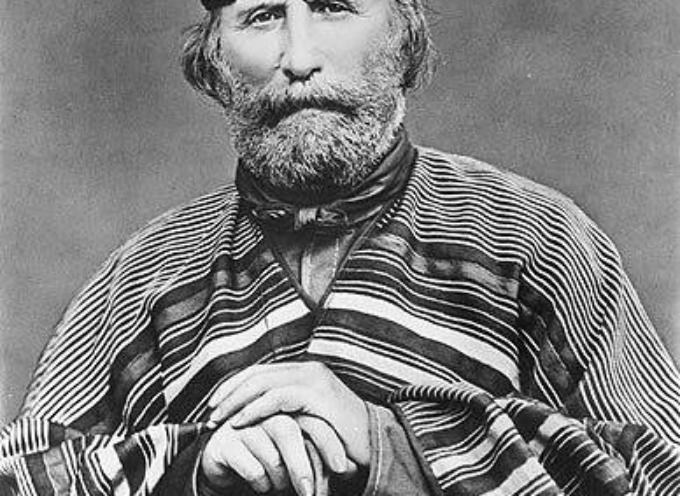 4 luglio 1807 nasce il condottiero e patriota italiano Giuseppe Garibaldi