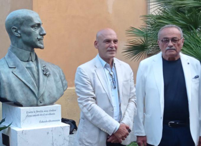 La Versiliana – Giovedì 16 luglio debutta la rubrica dedicata a d'Annunzio