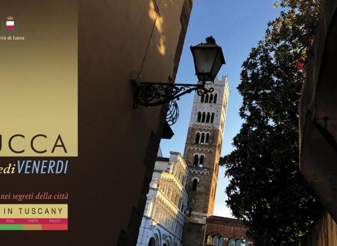 20 visite guidate gratis a Lucca segreta