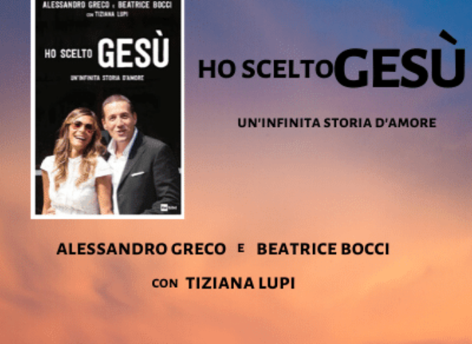 Parliamone in Villa presenta – Alessandro Greco e Beatrice Bocci