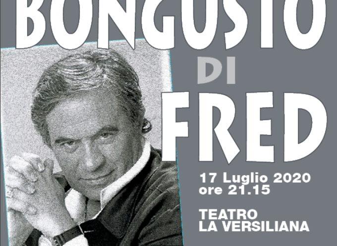 La Versiliana – Omaggio a Fred Bongusto. Tra gli ospiti Mario Biondi