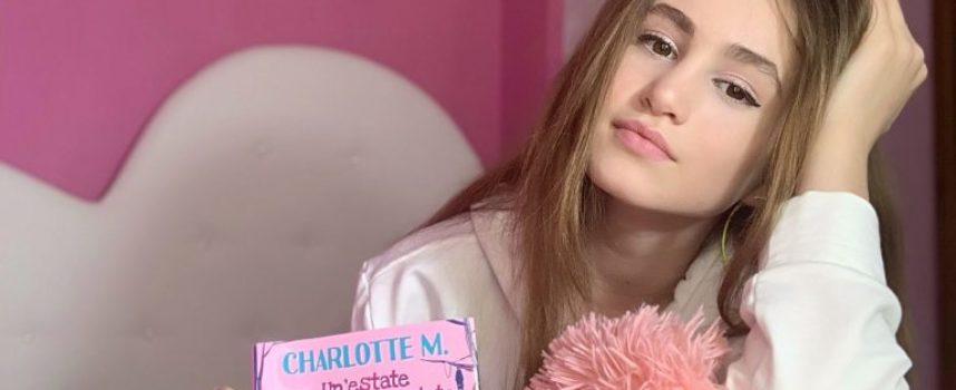 La Versiliana apre con una speciale anteprima dedicata ai giovanissimi: la YouTuber dodicenne Charlotte M.