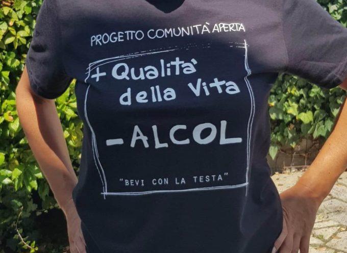 PCA PIETRASANTA – Campagna di sensibilizzazione sull'abuso di alcol tra i giovani e giovanissimi, con il contributo della banca locale BCC.