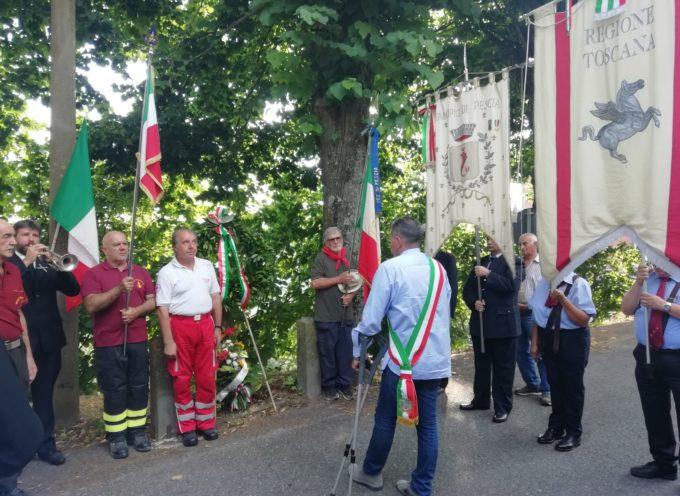 Il comune di Pescia commemora gli eccidi di Vellano e Collodi nel loro 76° anniversario