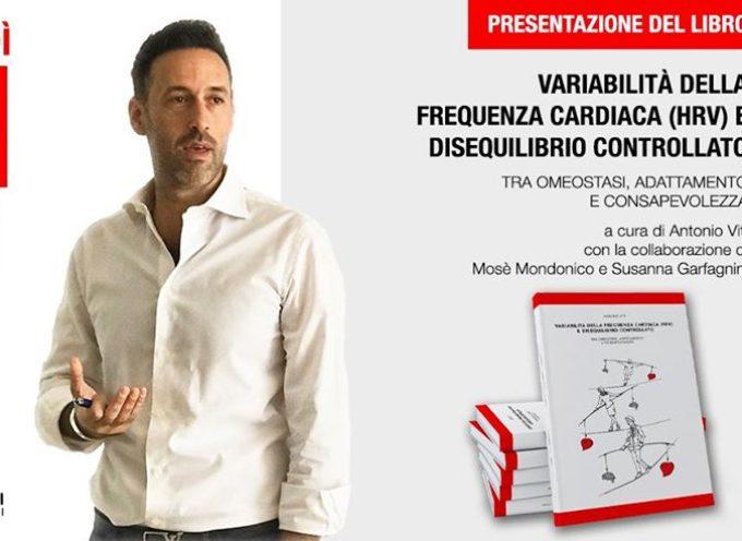 VILLA BERTELLI SI PRESENTA IL LIBRO – Variabilità della frequenza cardiaca (HRV) e disequilibrio controllato