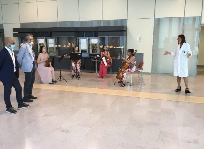 """Lucca Classica Music Festival: la magia della musica per ringraziare il personale dell'ospedale """"San Luca"""""""