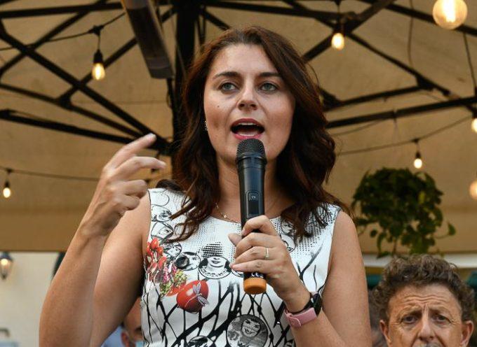 IERI – Tappa elettorale lucchese per Susanna Ceccardi