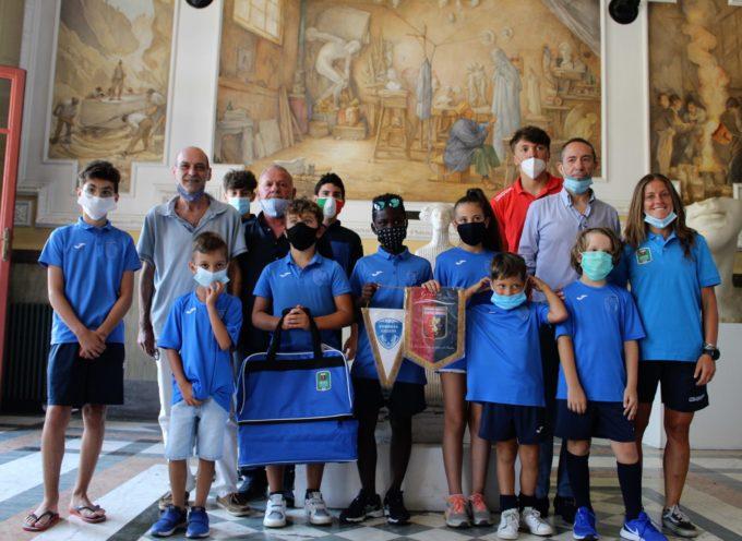 """il Genoa """"sceglie"""" il Versilia Calcio, sarà società di riferimento per il settore giovanile"""