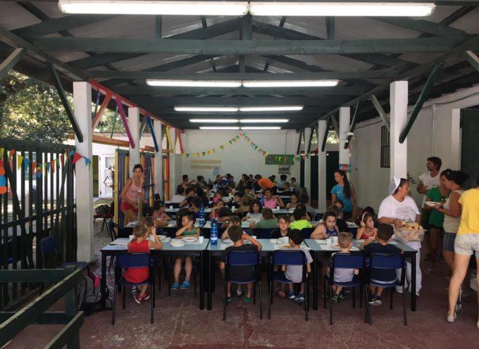 Centri estivi: colonie per 116 bambini, l'estate può iniziare