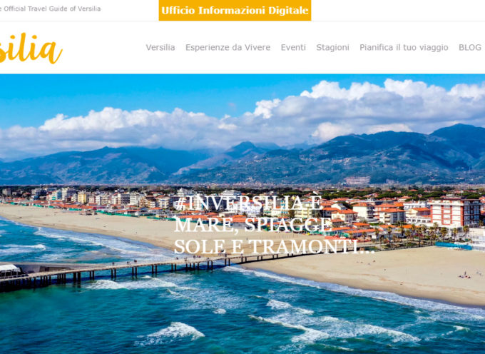 VERSILIA – Turismo, l'ufficio informazioni è anche digitale