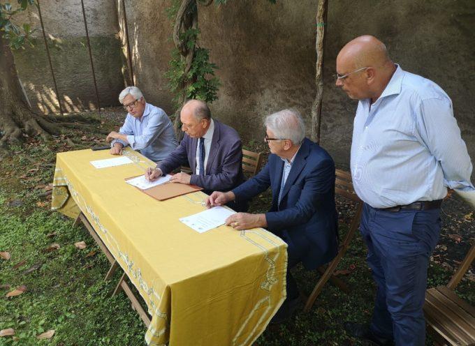 Firmato il protocollo per la città delle musiche, delle immagini e delle culture: