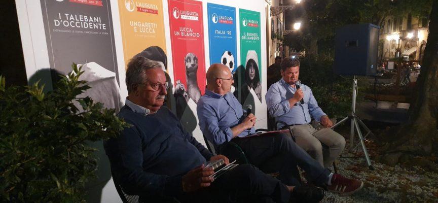In cento per Ungaretti al festival L'Augusta, con Sereni, Tricomi e Bernardi Guardi