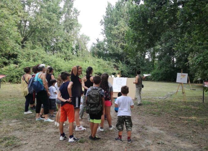 Laboratori didattici e visite guidate a Fossa Nera per le Notti dell'archeologia di Porcari
