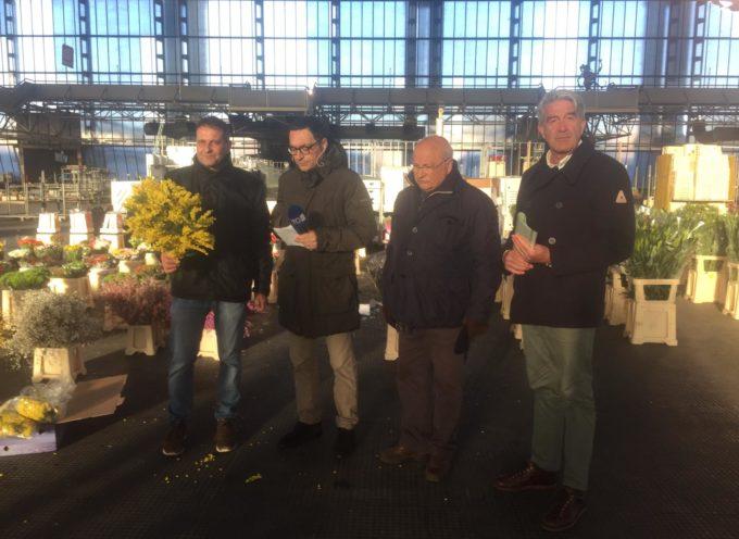 """Giurlani fa un appello alla regione Toscana """" Fate presto per i contributi alle aziende florovivaistiche""""."""