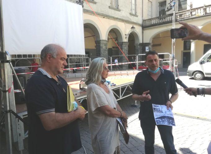 in piazza del Grano verranno presentati i lavori all'ex-Mercato dei Fiori