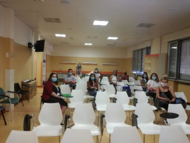 Servizio Civile, è iniziata a Lucca l'avventura per 8 giovani selezionati dall'Azienda USL Toscana nord ovest