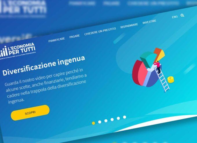 Banca d'Italia presenta il portale per l'educazione finanziaria