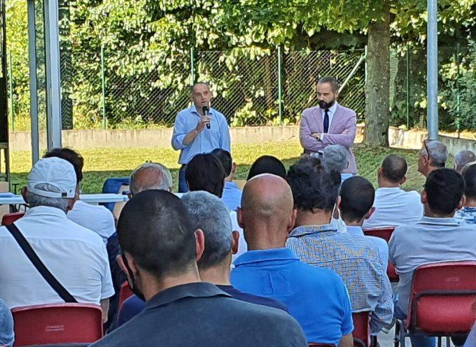 CAPANNORI – Sarà costituita una rete di imprese del distretto calzaturiero per il rilancio e lo sviluppo del comparto