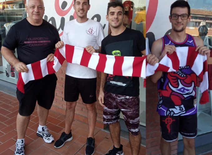 Cresce il movimento della neonata pallavolo maschile della Polisportiva Volley Capannori.