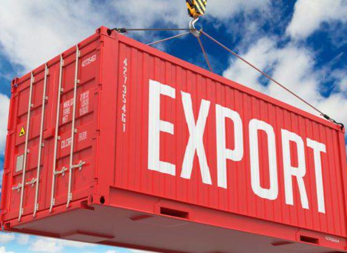 In crescita le vendite all'estero per la nostra provincia nel primo trimestre del 2020