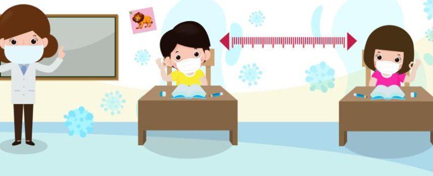 Pronto applicativo della Regione Toscana per misurare il distanziamento nelle scuole