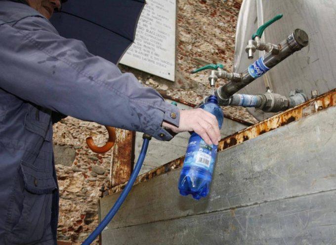 Notizia di questa mattina il divieto di utilizzo di 4 pozzi di acqua sotterranea in zona Pollino,