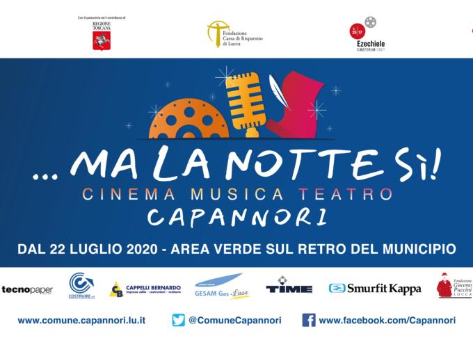 """AL VIA DOMANI (22 LUGLIO) CON LA PROIEZIONE DI 'PICCOLE DONNE' LA RASSEGNA DI CINEMA MUSICA E TEATRO """"…MA LA NOTTE SI'!""""."""