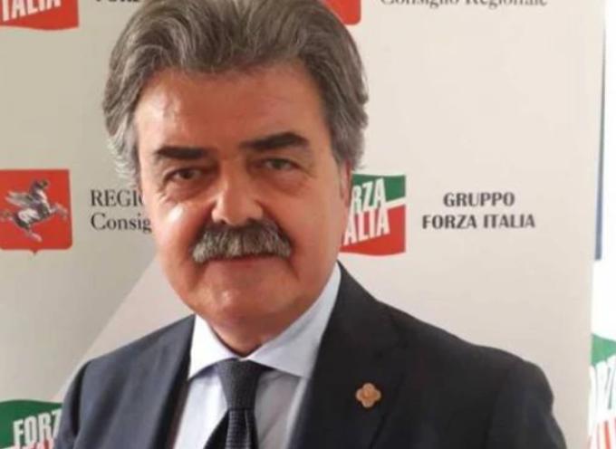Toscana a picco nel rapporto Irpet, Marchetti (FI): «Regione inerte