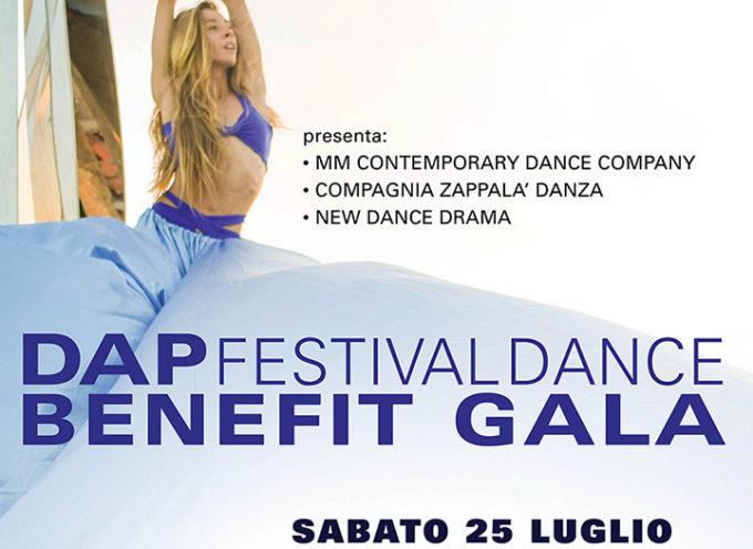 Il 25 luglio in Versiliana Tutto pronto per il Dap Festival Dance Benefit Gala