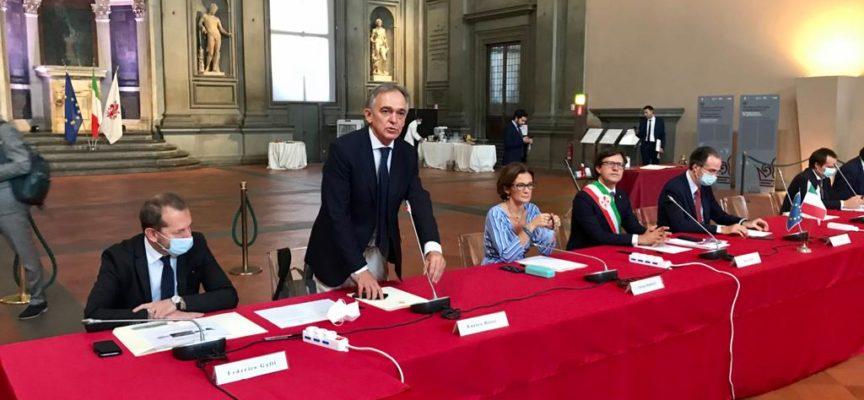 """Rossi agli ambasciatori: """"Toscana regione bella e sicura, capace di attrarre investimenti"""""""