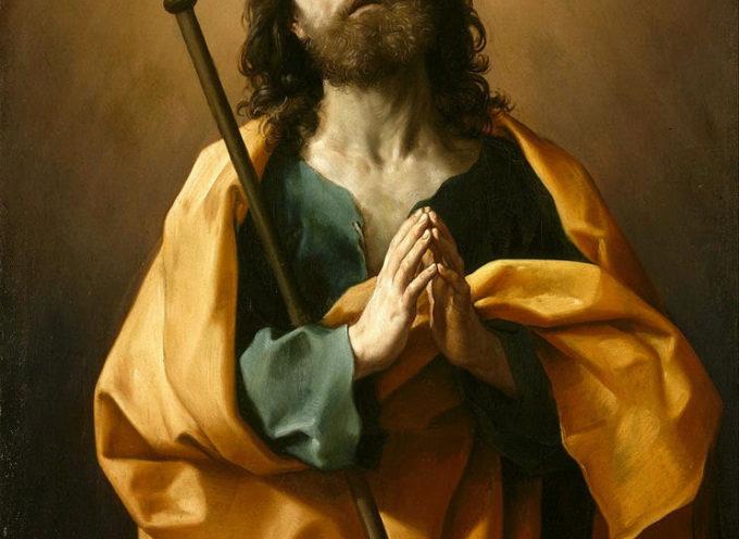 Il Santo del giorno, 25 Luglio: Giacomo il Maggiore
