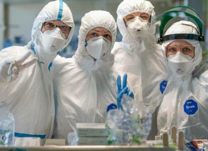 Coronavirus, oltre 31,5 milioni di euro di premi aggiuntivi per il personale sanitario