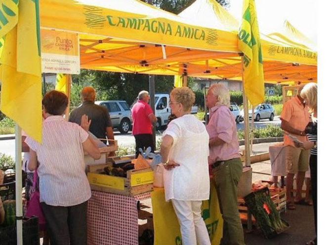 Lucca: la filiera corta dentro le mura, apre nuovo mercato di Campagna Amica