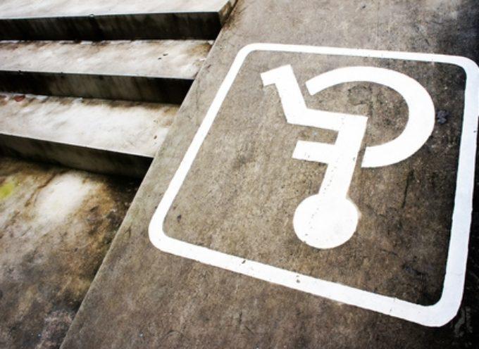 Accessibilità, oltre un milione di euro agli enti pubblici per riqualificare gli immobili