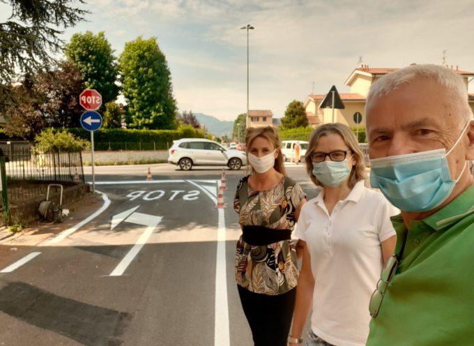 Zone 30: da stamani anche il paese di Antraccoli tutela maggiormente chi si sposta a piedi o in bicicletta