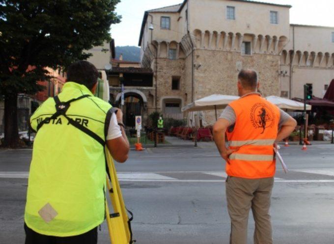 Lavori Pubblici: la nuova Piazza Carducci, rilievi con drone e progettazione esecutiva