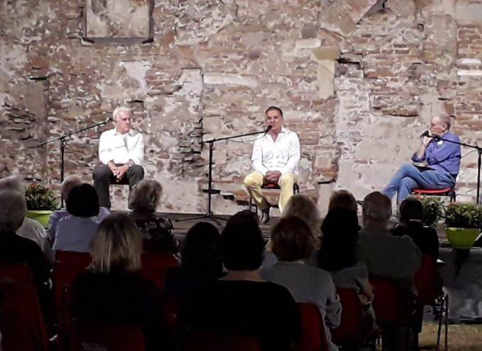 A LUCCA AL REAL COLLEGIO – IERI SERA LA PRESENTAZIONE DEL LIBRO DI MARCO PARDINI IL PIANTASTORIE