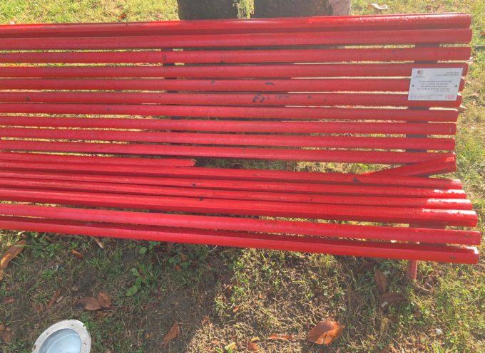 bagni di lucca –   Purtroppo sono all'ordine del giorno gli atti vandalici nei parchi pubblici