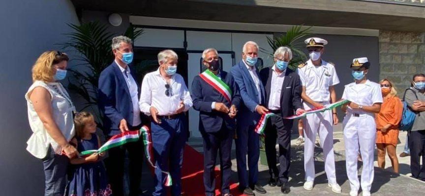 Inaugurato il nuovo Mercato ittico di Viareggio: