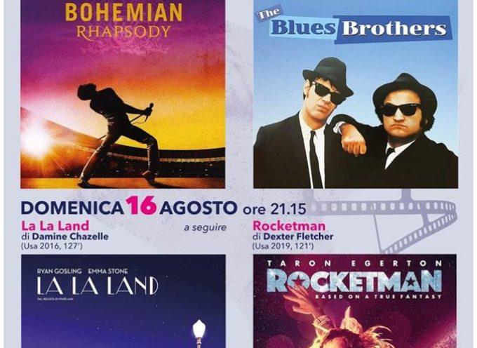 Cinema in Fortezza per il Festival Mont'Alfonso sotto le stelle