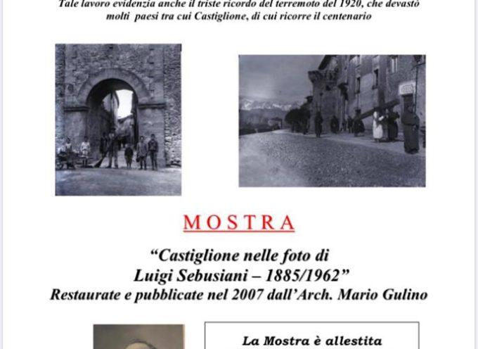 Interessantissima mostra allestita presso la sala musica a Castiglione di Garfagnana.