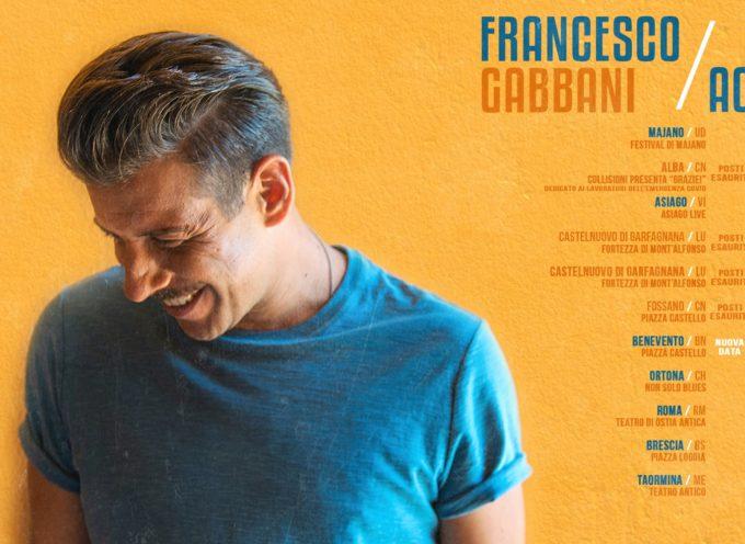 Francesco Gabbani in concerto – | Castelnuovo di Garfagnana