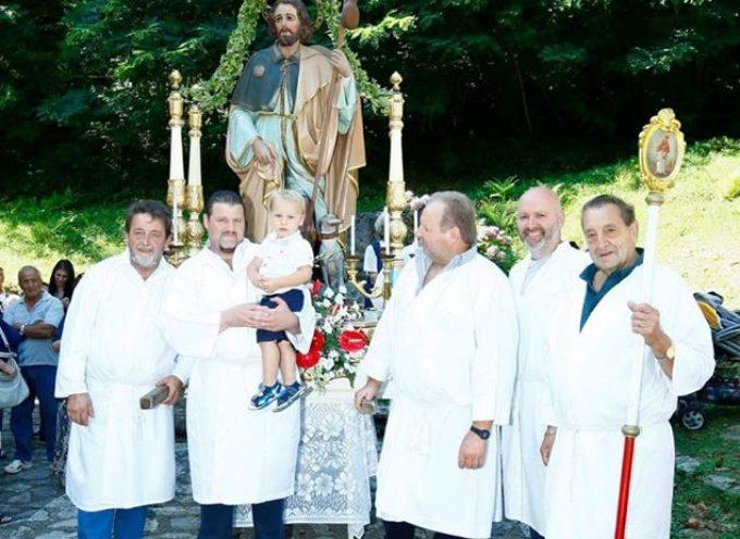 La festa del patrono San Rocco si svolgerà il 16 agosto in San Rocco in Turrite nel rispetto delle vigenti norme anticovid: