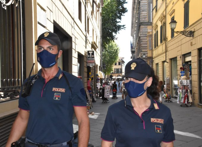 Ricordiamo di indossare le mascherine nelle zone della movida.