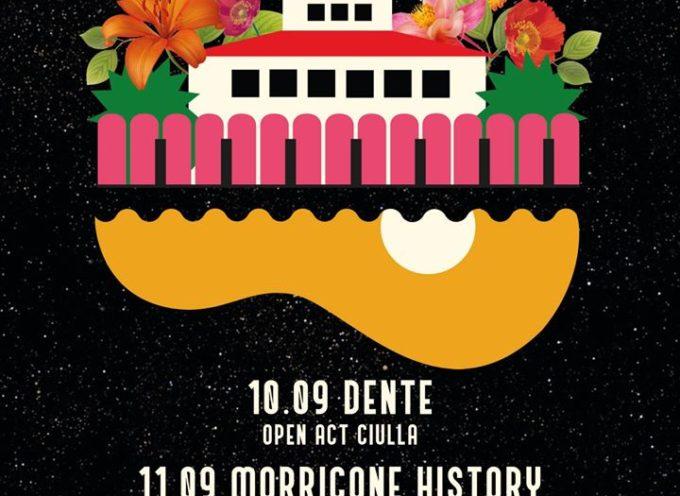 LUCCA RISUONA A Villa Bottini – 10, 11, 12 Settembre