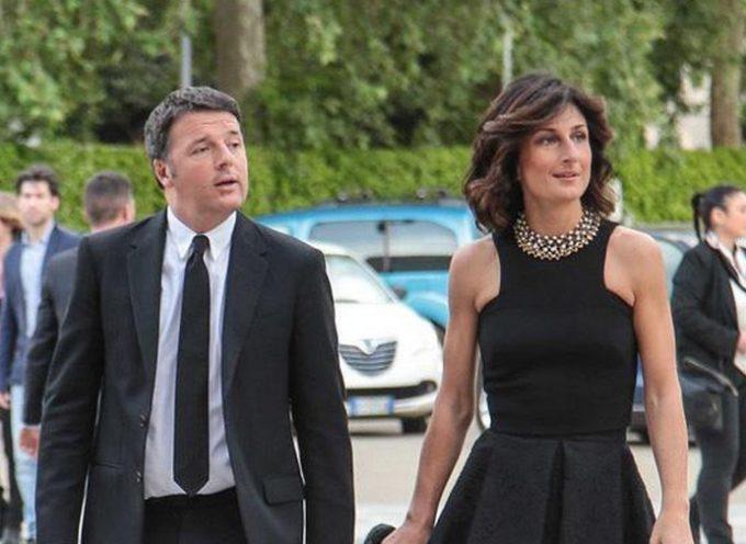 oggi  a  Lucca News x Matteo Renzi. /