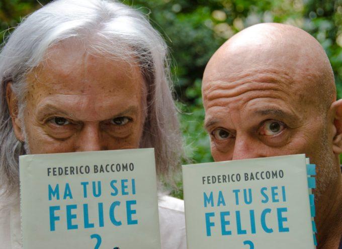 """Il grande ritorno di Claudio Bisio sul palco del Festival La Versiliana con Gigio Alberti in """"Ma tu sei felice?"""""""